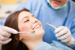 Dental fillings checkup